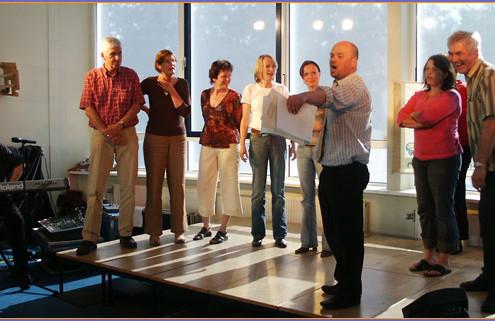 Theater-improvisatieworkshop