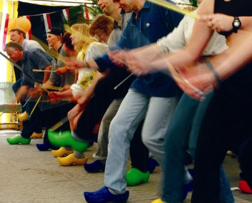 Rhythm on Clogs (1)