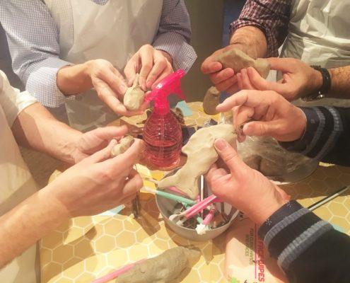 Creatieve Teambuilding More Balls Than Most Kunst op Maat