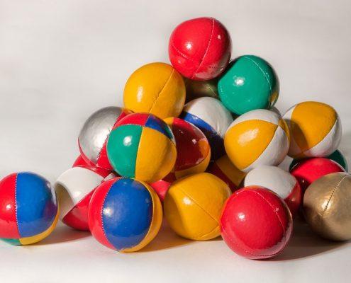 Premium Juggling Balls