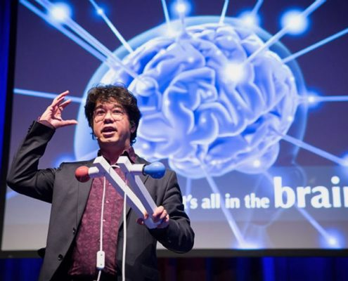Corporate Entertainment BrainPower Show