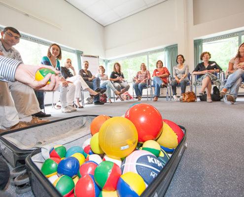 Teambuilding voor kleine groepen