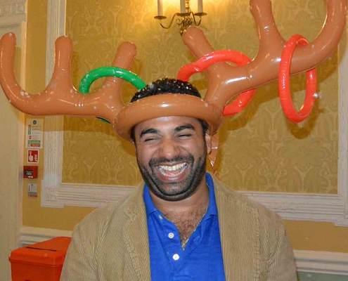 Organiseer een leuk kerstfeest voor collega's