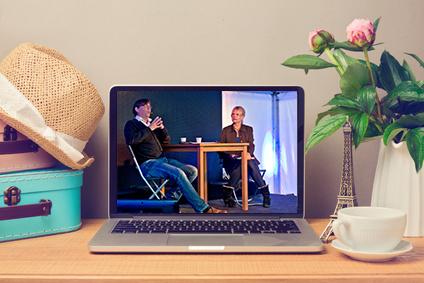 online theater scenes