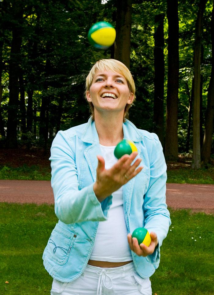 online jongleertraining