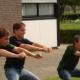 outdoor teambuilding activiteit