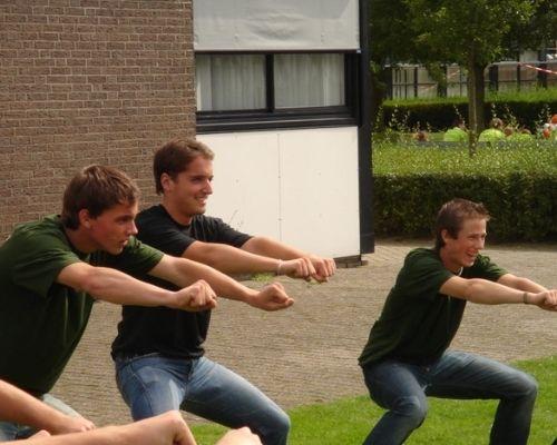 teambuilding activiteit outdoor